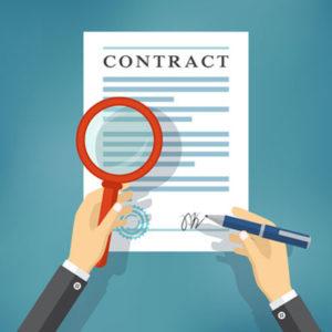 Consulenza contratto clausole vessatorie Schio